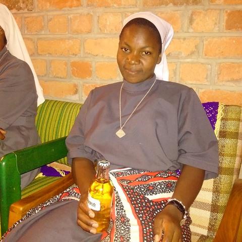 Schwester in Ruhuwiko