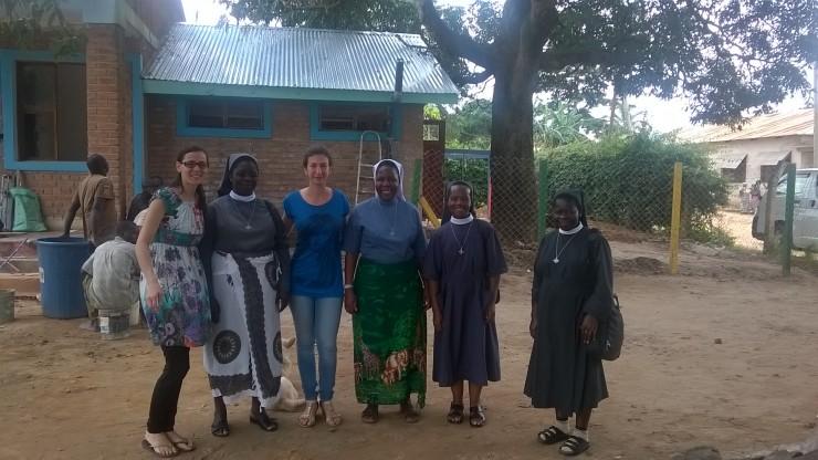 Ivana und die Schwestern des Regionalrats