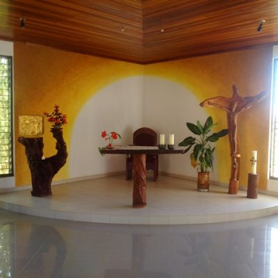 Kapelle der Benediktinerabtei Ndanda