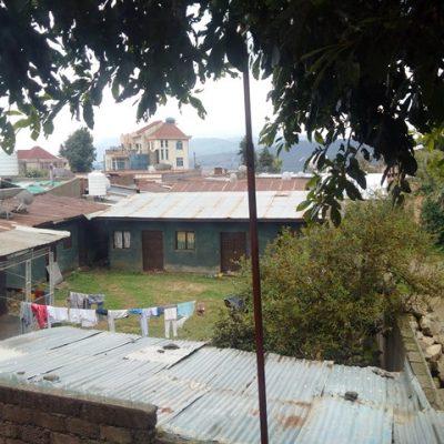 Äthiopien Wohngegend