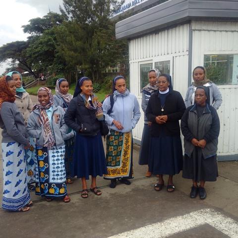 Schwesterngruppe Äthiopien