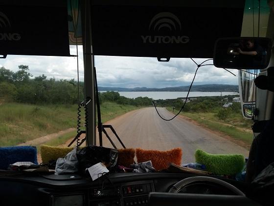 Fahrt nach Mtwara
