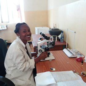 Licht für die Darge Klinik in Nekemte, Äthiopien