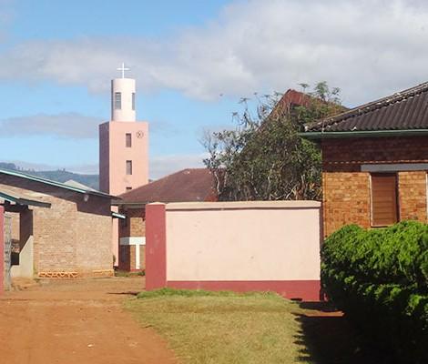 (Tansania) Mbinga Regionalhaus