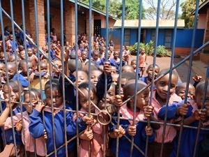 Kindergarten in Mpepai