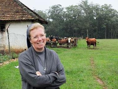Benediktinerpriorat Uwemba – fast wie Ferien auf dem Bauernhof...