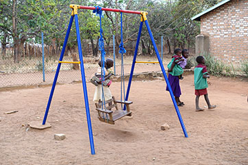 Kindergarten in Ligunga
