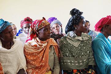 Frauenpower in Äthiopien