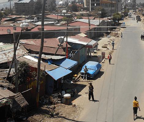 (Äthiopien) Addis Abeba