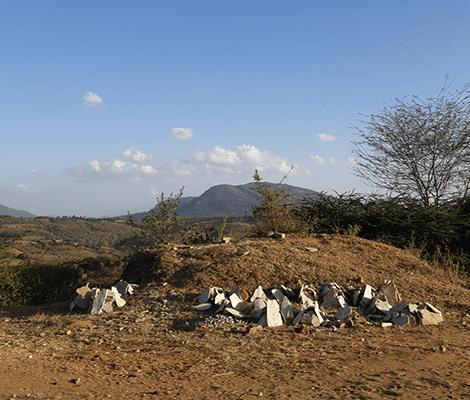 (Kenia) Ngong – Kibiko